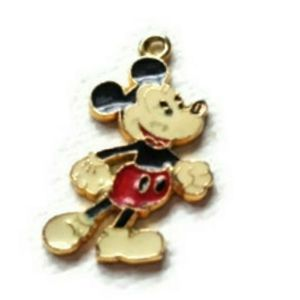 Vintage Mickey Mouse Charm